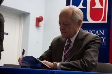 This Just In: Bob Schieffer at AU