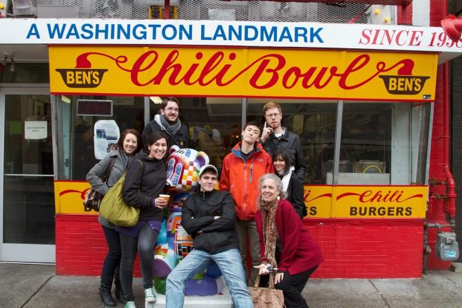 A Washington Landmark