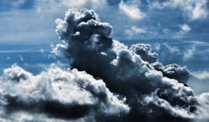 Storm Cloud Desktop Wallpaper